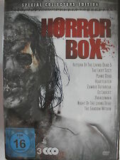 Horror Box 9 Filme - Return of the Living Dead, Zombie, Parasomnia, ES lauert