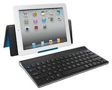 Logitech Bluetooth Keyboard for iPad, iPhone, Tablet, Etc - UK layout