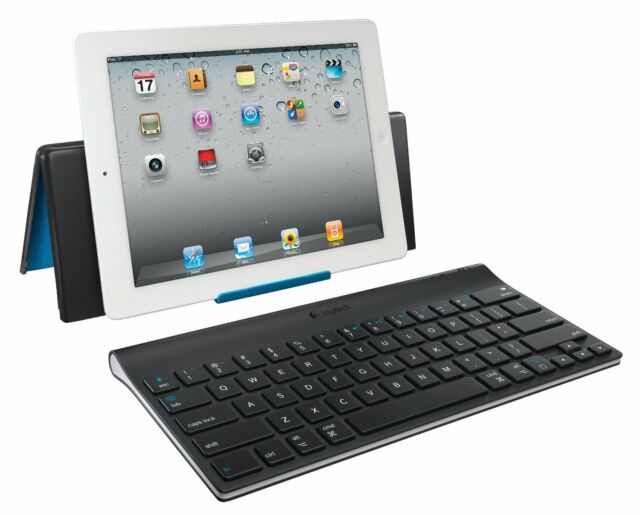 Logitech Bluetooth Keyboard for iPad, iPhone, Tablet, Etc - UK layout