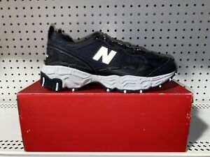 New-Balance-801-Mens-Athletic-Trail-Running-Hiking-Shoes-Size-8-5-Black-Gray