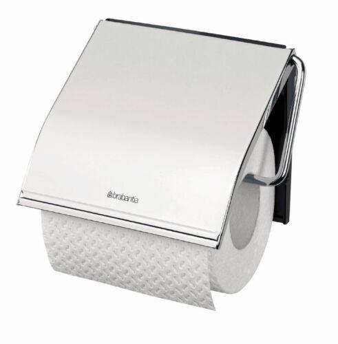 Brabantia Toilettenpapierhalter Classic Klopapierhalter Chrom Rostfrei