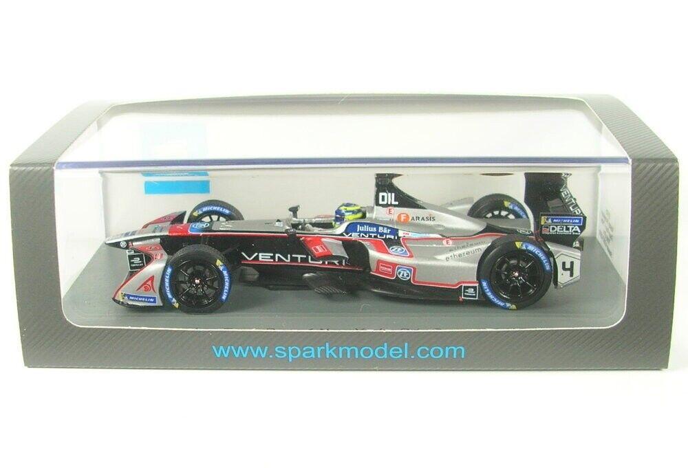 Venturi Formula E Team No. 4 race 1 New York ePrix Formula E SEASON 4...
