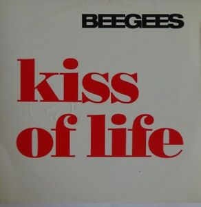 BEE-GEES-KISS-OF-LIFE-1994-FRENCH-PROMO-CD-SINGLE