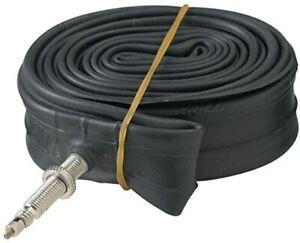 Black Diamondback 700x25//35 Thorn Resistant Threaded Presta Valve Bicycle Tube
