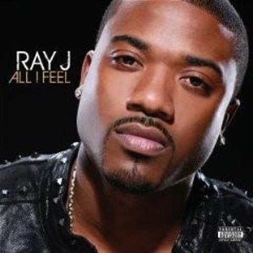 RAY J All I Feel SHOP SOILED CD NEW