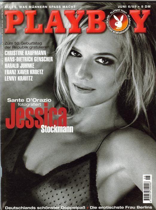 Kossak playboy anja Playboy edition