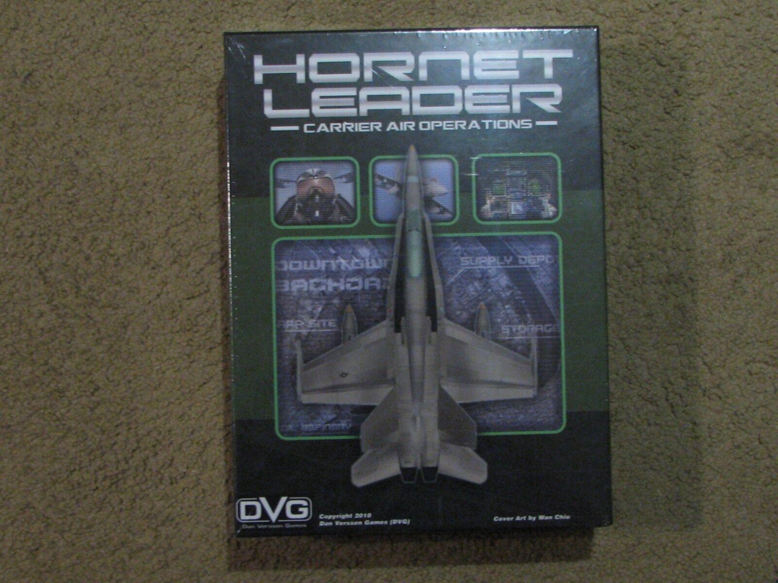 Hornet Leader-DVG-Sellado - 2010-Reimpresión para nuevos Kickstarter