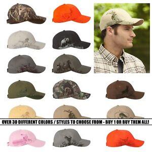 DRI-DUCK-Outdoor-Wildlife-Hunting-Caps-Men-039-s-Unisex-Hats