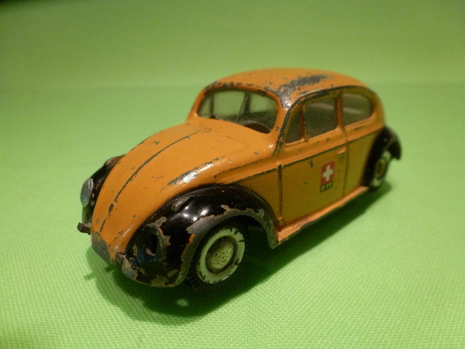 TEKNO DENMARK 819 VW VOLKSWAGEN - SWISS PTT 1:43 - RARE SELTEN - NICE CONDITION