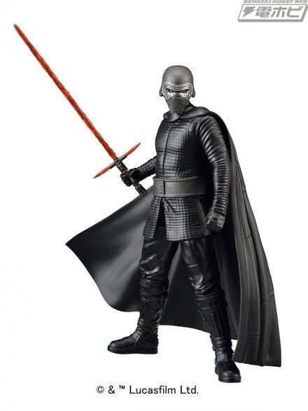 Star Wars Last Jedi Kylo Ren Sega Premium 1/10 Scale Figure Figurine Japan
