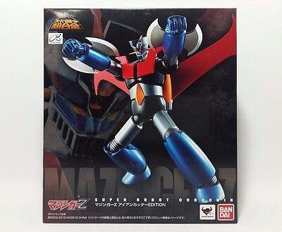 MAZINGA Super Robot Chogokin Mazinger Z Iron Cutter Edition Complete BANDAI
