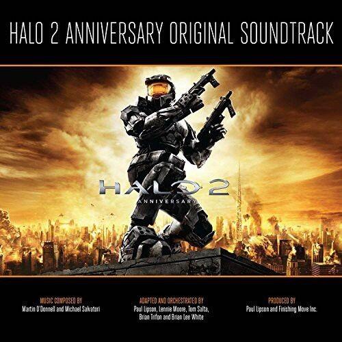 Martin O'Donnell - Halo 2 Anniversary (Original Soundtrack) [New CD] Brilliant B