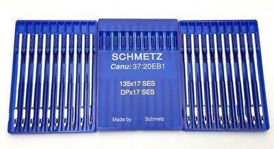 30 SCHMETZ 135X17 #21 SEWING MACHINE NEEDLES fits SAILRITE BIG-N-TALL