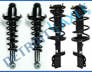 2006 2007 2008 For Toyota Corolla Front Left Complete Strut /& Spring Assembly