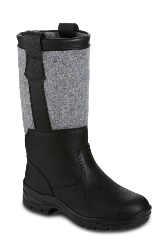 Santos botas de fieltro sin & con seguridad s3 polar (estrella) botas de invierno tapa de acero