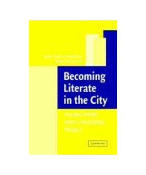 "Robert Serpell ""Becoming Literate in the City"""