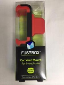 FUSEBOX CAR VENT MOUNT FOR SMARTPHONES UP TO 3