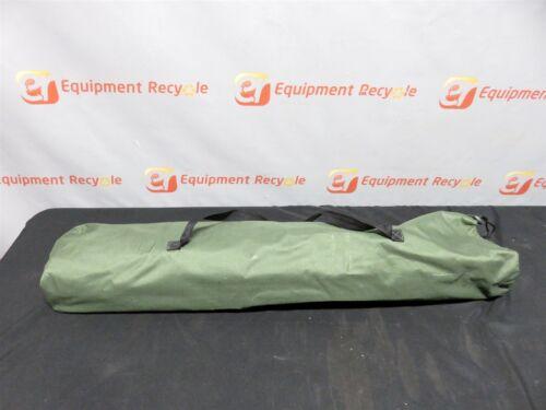 PROPAC pliant lit pliant militaire Sac de rangement Camping Lit Extérieur Inox