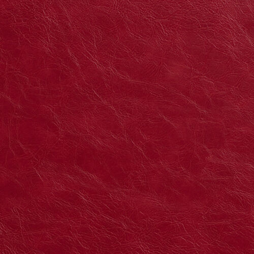 Distressed Leather Look Upholstery Grade Recycled Leather By The Yard G626 Red