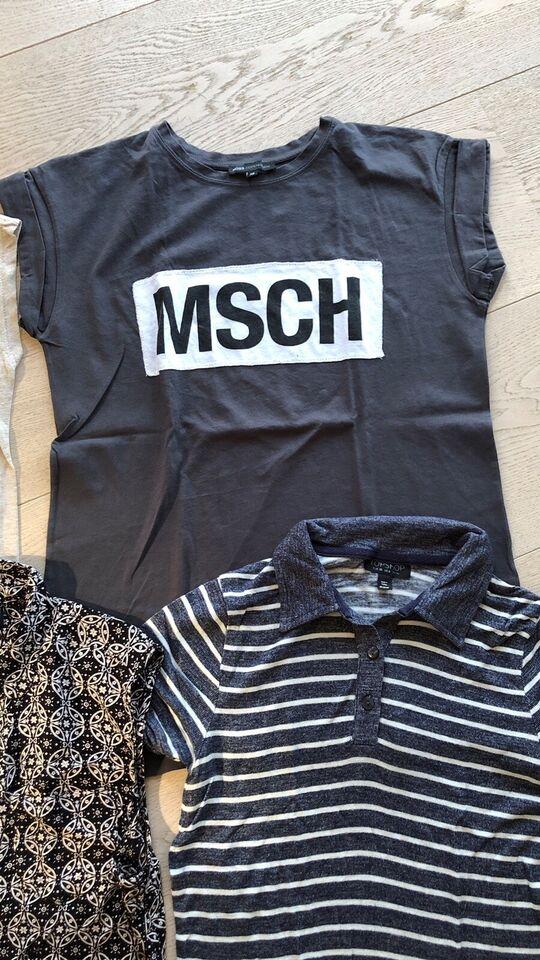 Blandet tøj, T-shirt, toppe