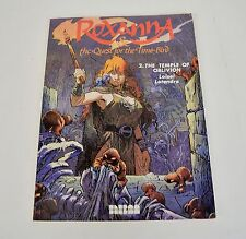 Roxanna & the Quest for the Time-Bird #2 (1987, NBM) for