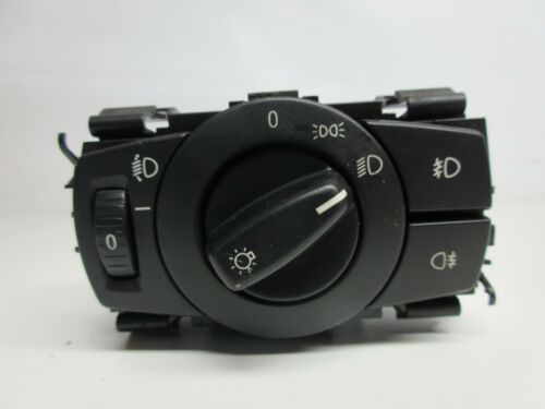Genuine BMW Light Control Switch Fits 1 Series E8X 6932794 #15D