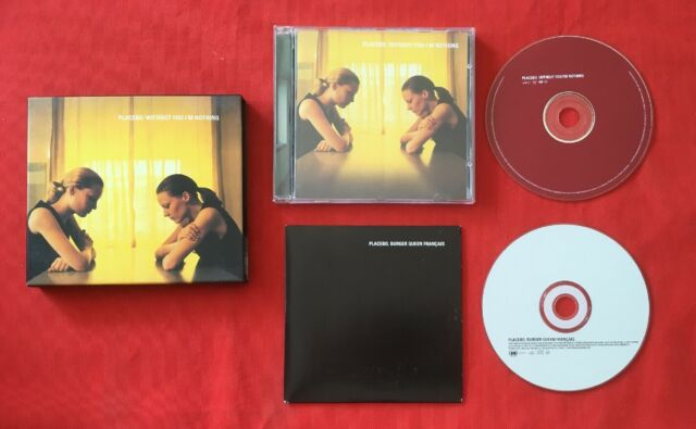 PLACEBO WITHOUT YOU I'M NOTHING  SINGLE BURGER QUEEN FRANCAIS TRÈS BON ÉTAT CD