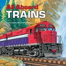 Reading Railroad: All Aboard Trains by Deborah Harding and Mary Harding (1989, Paperback)