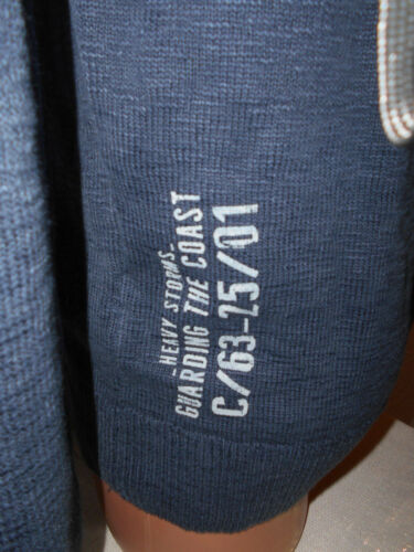 NUOVO *** Top Uomo-Troyer//PULLOVER TG S *** NUOVO *** Camp David *** Blue Navy