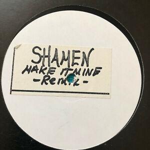Shamen-Make-It-Mine-1990-UK-Vinyl-12-034-Promo-46TP-12-MINT-UNPLAYED