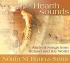 Hearth Sounds: Ancient Songs From Ireland and the World [Digipak] by N¢ir¡n N¡ Riain (CD, Mar-2015, Sounds True)