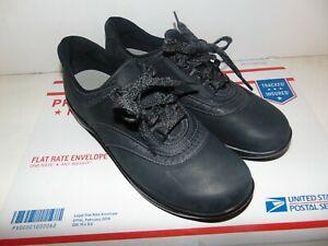SAS-TRIPAD-COMFORT-WALK-EASY-WomeN-039-s-Shoes-Lace-up-Charcoal-Nubuck-Size-7-1-2-N