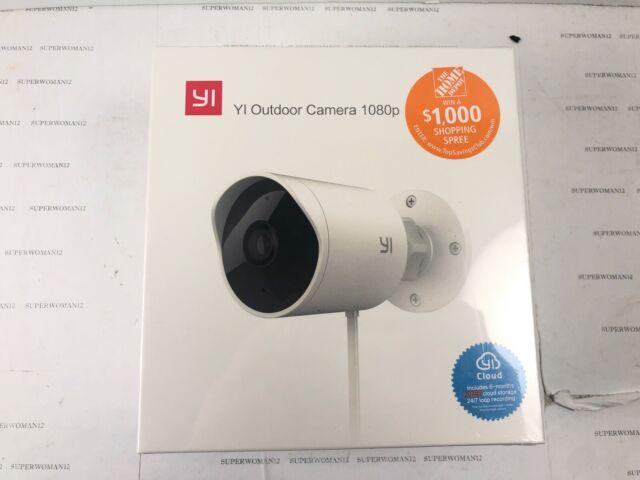 YI Technology YHS 3017 Outdoor Security Camera 1080p