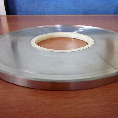 2m 6.56ft Welding Tape 5x0.1T Nickel Strip Sheet Used For Battery Pack Assembly