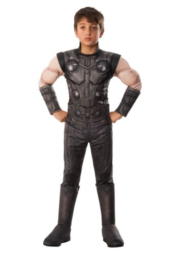Child/'s Marvel Infinity War Deluxe Thor Costume