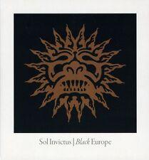 Sol Invictus - Black Europe [New CD] Bonus DVD, Digipack Packaging