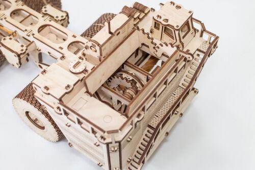 Belaz 75710 Eco Wood Art Wooden Models
