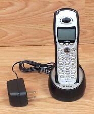 Genuine Uniden (TCX800) Cordless Phone, Charging Cradle & Power Supply **READ**