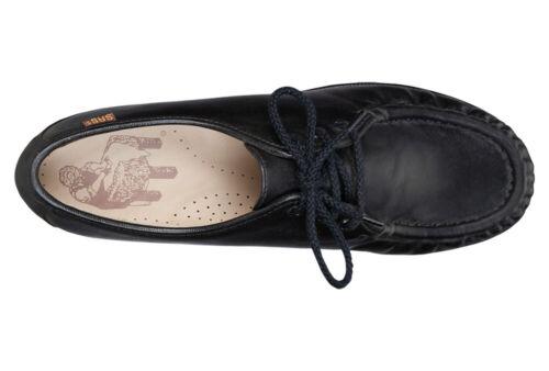 Livraison Dans Moyen Gratuite Femme Siesta Chaussures 5 Enregistrer Noir 10 Sas Boîte M Nouveau nF8RwqUxqS
