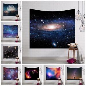 Galaxy-Stars-Tapisserie-Wandbehang-Wandteppiche-Tagesdecke-Tuch-Wandtuch-Matte