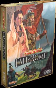 moda clasica Pandemia Pandemia Pandemia  la caída de Roma [juego de mesa Asmodee Z man Juegos 1-5 jugadores entre 8+] NUEVO  Web oficial