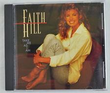 Take Me as I Am by Faith Hill (CD, Jul-2000, Warner Bros.)