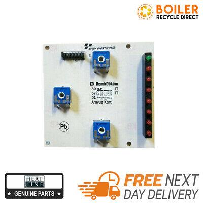 Heatline compact S24//S30 pcb 3003200010 voir liste ci-dessous