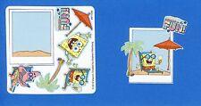 15 Make Your Own SpongeBob SquarePants Scene Stickers - Party Favors - Rewards
