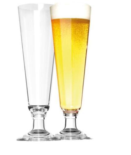 polycarbonate vin Camping premier équipement verres champagne Bière 10er Set pour 2 personnes