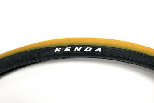 Kenda Koncept Tire 650 x 23 Road Bike Tire Yellow//Black