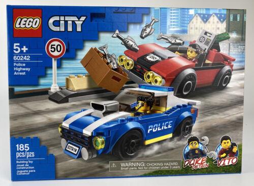Highway Arrest 60242 185 pcs LEGO® City