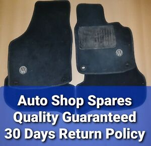 Volkswagen-Golf-TDI-2006-Genuine-Set-4-X-Floor-Mats