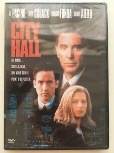 City-Hall-DVD-NEUF-SOUS-BLISTER-Al-Pacino-John-Cusack-Bridget-Fonda