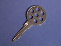 Porsche Key Blank Like The Racing 917 For 911, 914, 964, 993